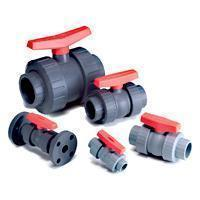 True Union (Double Union) Ball Valve